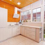 keuken hoek foto