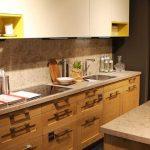 stenen keukenblad